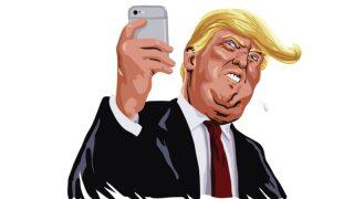 Twitter ve Facebook'tan kovulan Trump, kendi sosyal medya platformunu kuruyor!