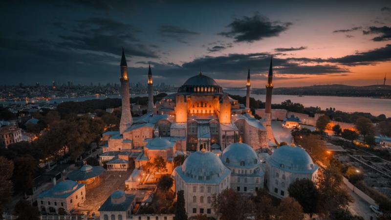 İstanbul dünyaya bu videoyla tanıtılıyor