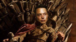 """Elon Musk kendisini """"Tekno Kralı"""" ilan etti!"""