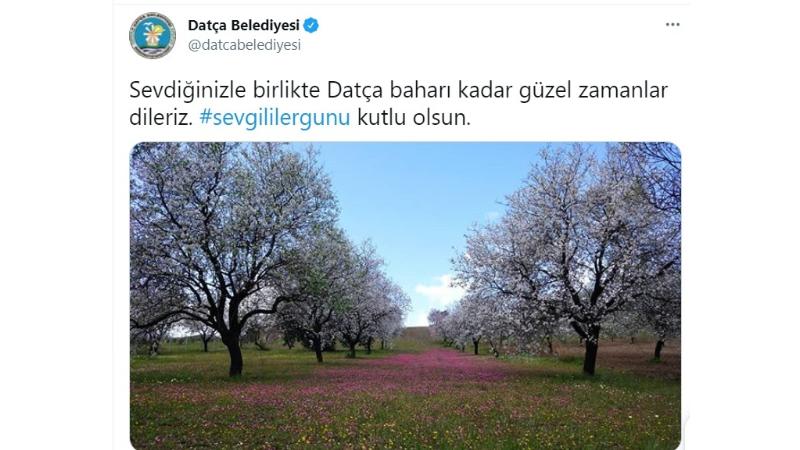 Datça Belediyesi, tweetini 6 bin dolara sattı!