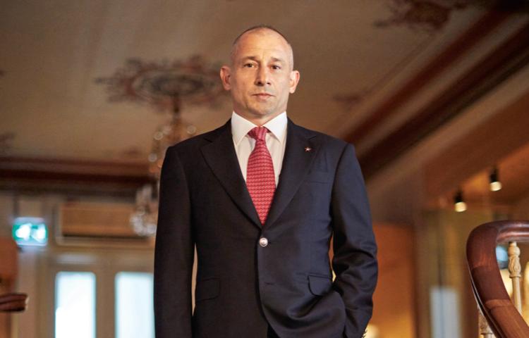 Bir başka lider: Zer Genel Müdürü Mehmet Apak