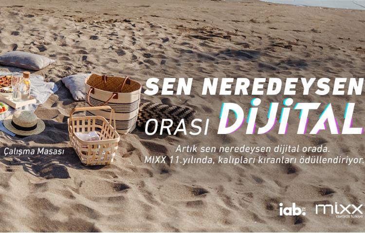 11. MIXX Awards Türkiye finalistleri belli oldu