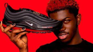 """Nike """"Şeytan Ayakkabıları""""na dava açtı!"""