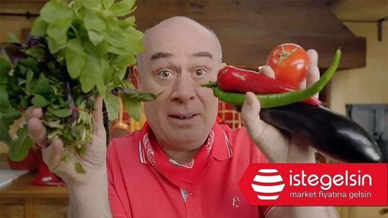 Güven Kıraç'ın oynadığı istegelsin'in yeni reklam filmi yayınlandı!