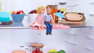 Dünyanın buzdolabı ile çekilen ilk filmi!