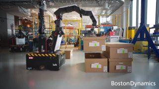 Lojistik sektöründe robot istilası başlıyor!