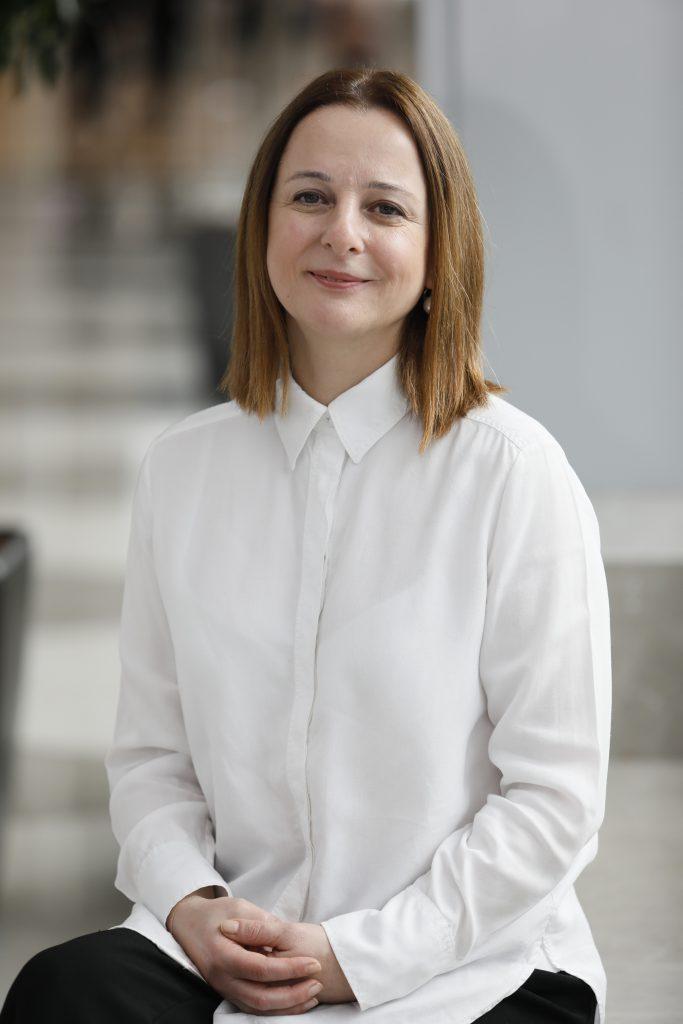 QNB Finansbank'ın İletişim ve Müşteri Deneyimi Ofisi Direktörü Armağan Engel