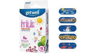 """Getwell'den """"İyilik Yara Bantları"""" ile Koruncuklara anlamlı destek"""