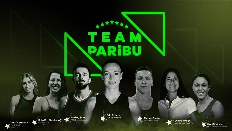 Yedi millî sporcuya Olimpiyat yolunda destek...