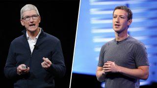 Apple, Facebook'a acımadı!