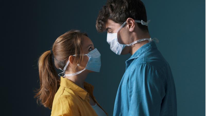 Pandemi ilişkilere format attı