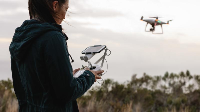 Tarzına göre drone rehberi