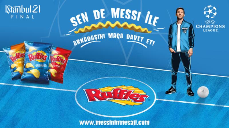 Messi Türkçe konuşuyor!