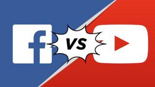 Facebook durdu, YouTube büyümeye devam ediyor!