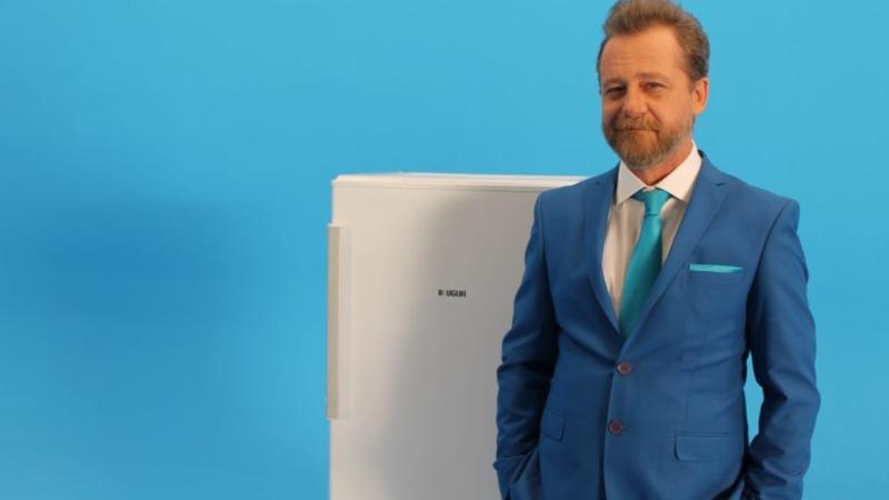 Uğur gülümseten marka imajını Levent Sülün'le destekliyor
