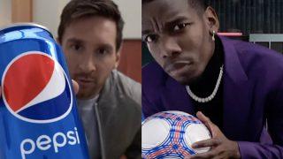 Messi #PepsiChallenge ile Tik Tok'u salladı