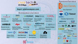 CreaTECH+ ilk online buluşması için gün sayıyor
