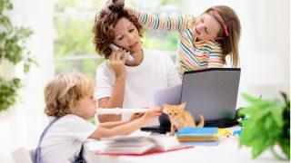 Evden çalışmada kadınların yükü fazla şikâyeti az
