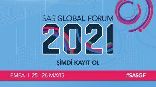 SAS Global Forum'a davetlisiniz