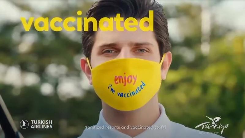 """Kültür ve Turizm Bakanlığı'nın """"Siz eğlenin, ben aşı oldum"""" kampanyası için kimler ne dedi?"""