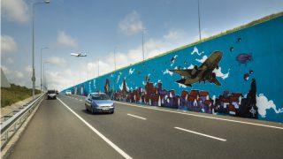 Filli Boya Türkiye'nin en büyük grafiti çalışmasına sponsor oldu