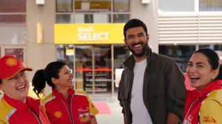 Shell'in ilk marka yüzü Engin Akyürek oldu!