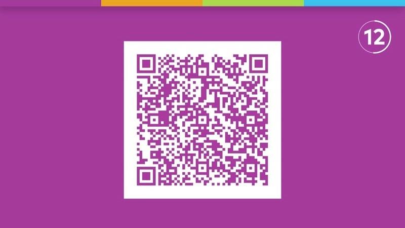 Enpara.com'dan, gizemli bir kare kod