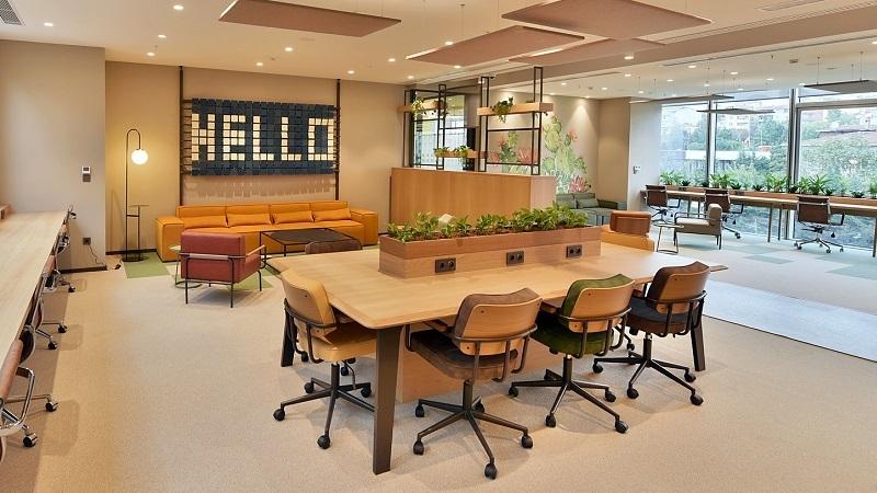 """Patronların aklında """"esnek ofisler"""" var"""