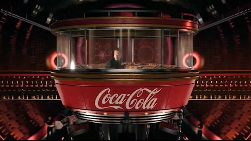Coca-Cola yazın ritmini yükseltiyor!
