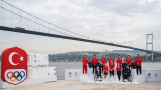 Tokyo 2020 Olimpiyat ve Paralimpik Oyunları'na Bünyamin Aydın imzası!