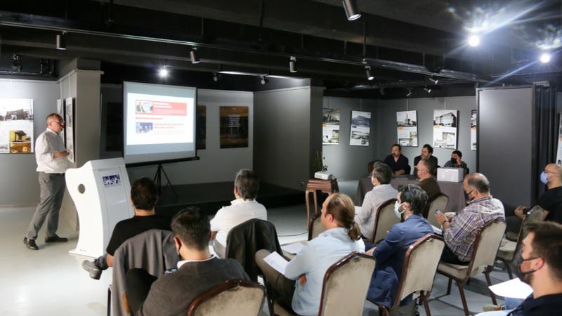 Ankara Reklamcılar Derneği 16. dönem toplantı