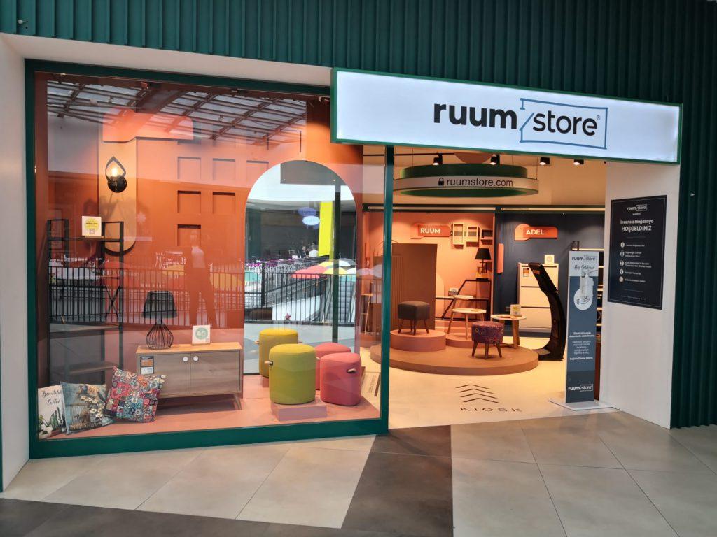 Ruum Store geleceğin mağazasını açtı
