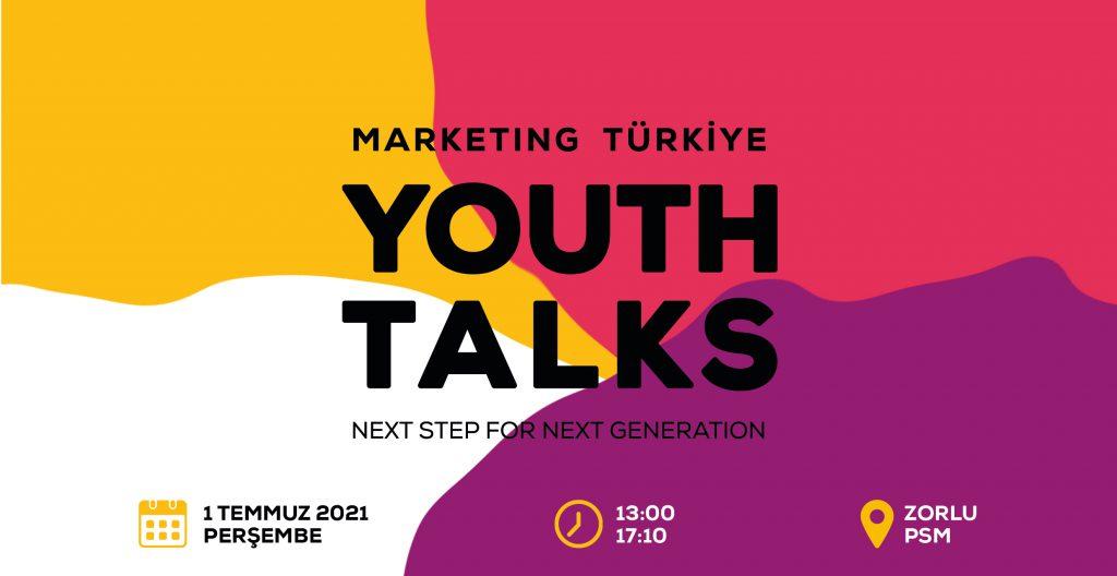 Youth Talks 2021 zirvesinin programı belli oldu!