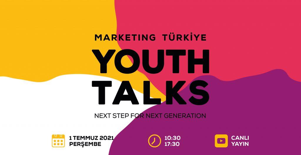 Youth Talks zirvesinin online ayağındaki programın detayları belli oldu