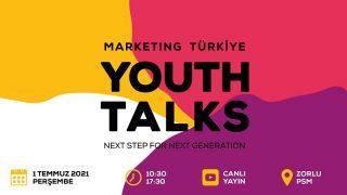 Youth Talks katılımcılarına workshop ve staj olanağı sunuyor
