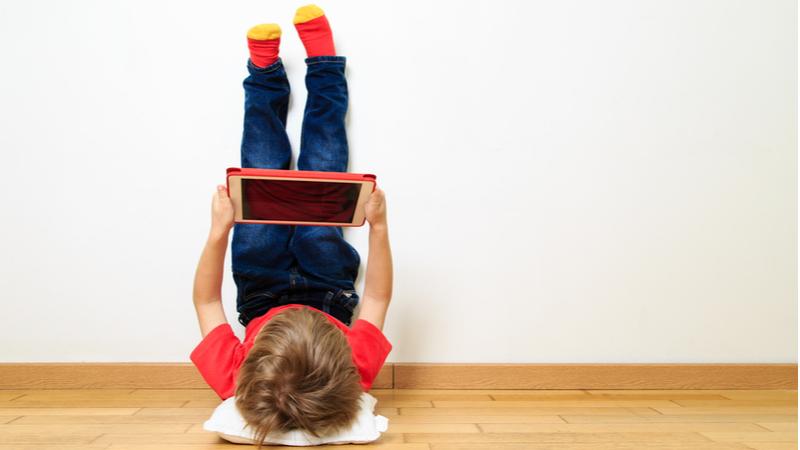 Çocukların ekranında ne var?