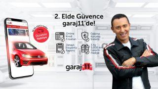 garaj11 Mustafa Sandal ile gaza basıyor