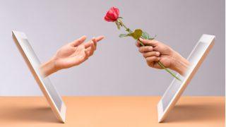 sanal aşk, flört uygulamaları