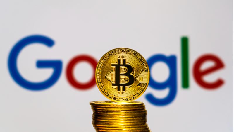 Google yeşil ışık yaktı, kripto para birimleri yükselmeye başladı!
