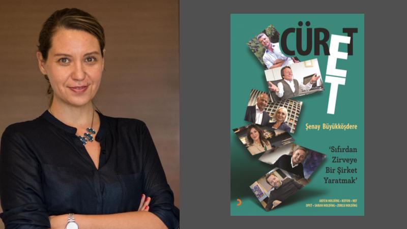 """Bir gazeteciden girişimcilere """"Cüret Et"""" çağrısı"""