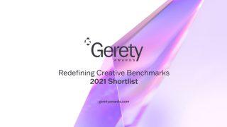 Gerety Awards 2021 Shortlist'i açıklandı!
