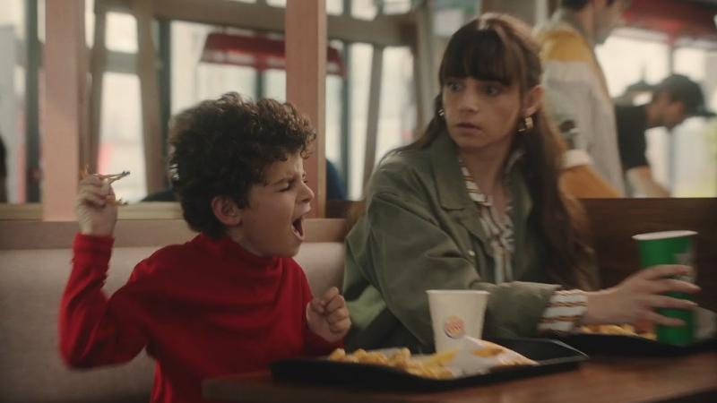 """Burger King """"Big Mac"""" isteyen müşterileri özledi"""