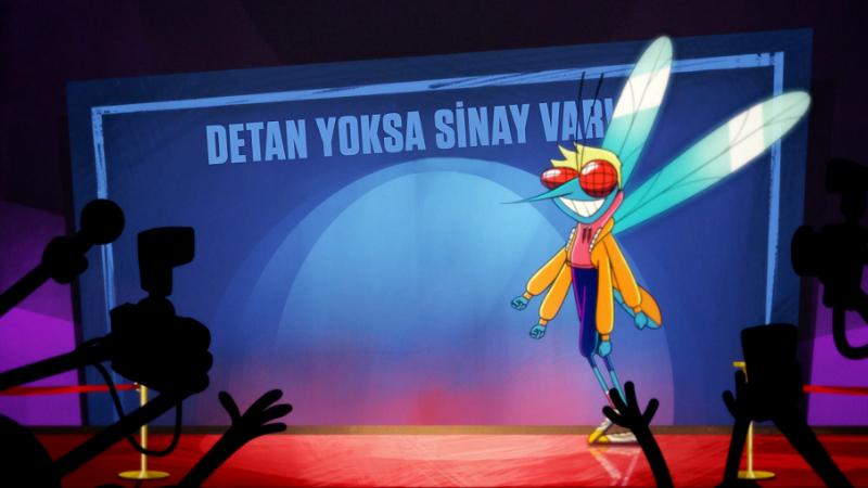 Sivrisineklerin popstarı Sinay yeni hitini çıkardı!