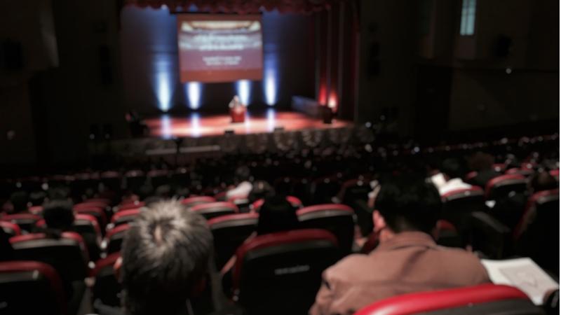 TED konuşmaları Clubhouse'da
