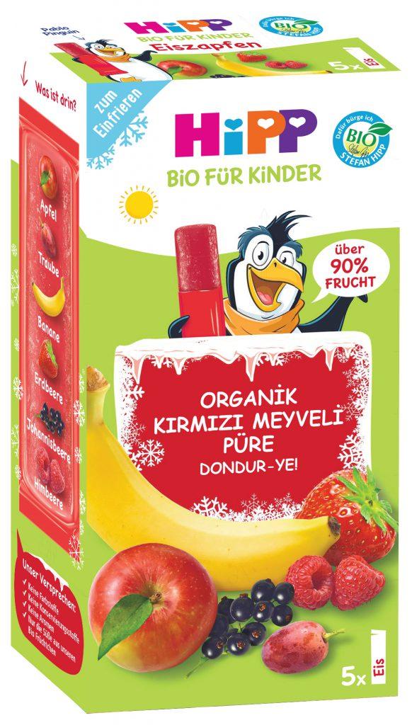 HiPP'in yeni ürünleri Türkiye'de