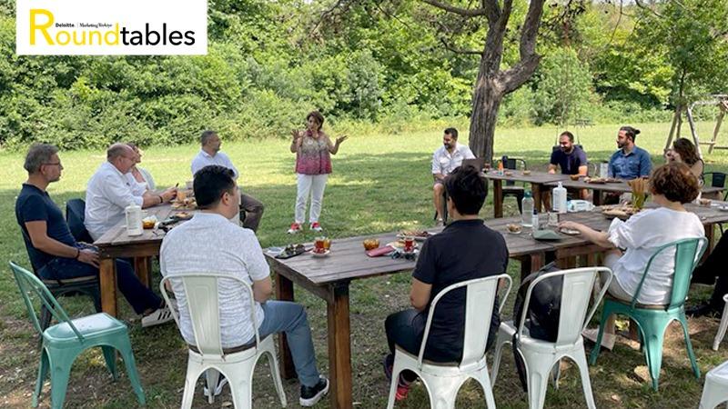 Marketing Türkiye Deloitte Roundtable
