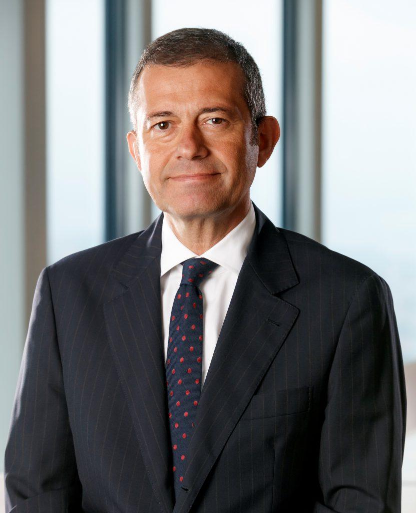 Akbank CEO'su Hakan Binbaşgil