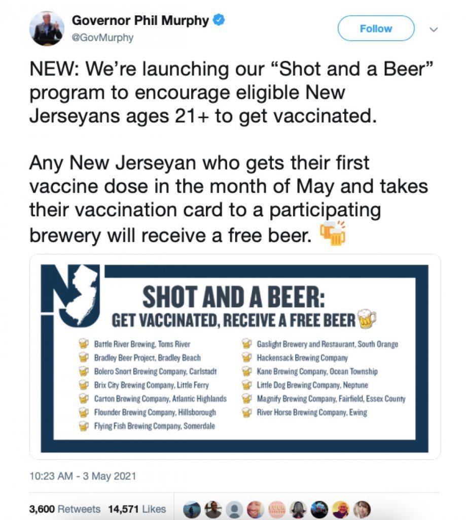 Devletler aşı promosyonunda sınır tanımıyor!