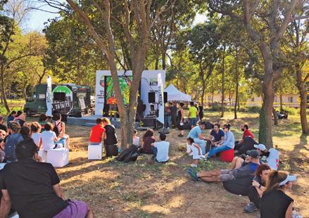 Açıkhavayı sevenler Eylül'de Outdoorfest'te buluşuyor…