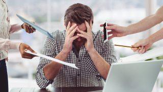 """Şirketlerin yeni problemi: """"Tükenmiş hisseden çalışanlar"""""""